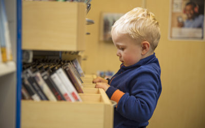 Smittevernveileder for bibliotek