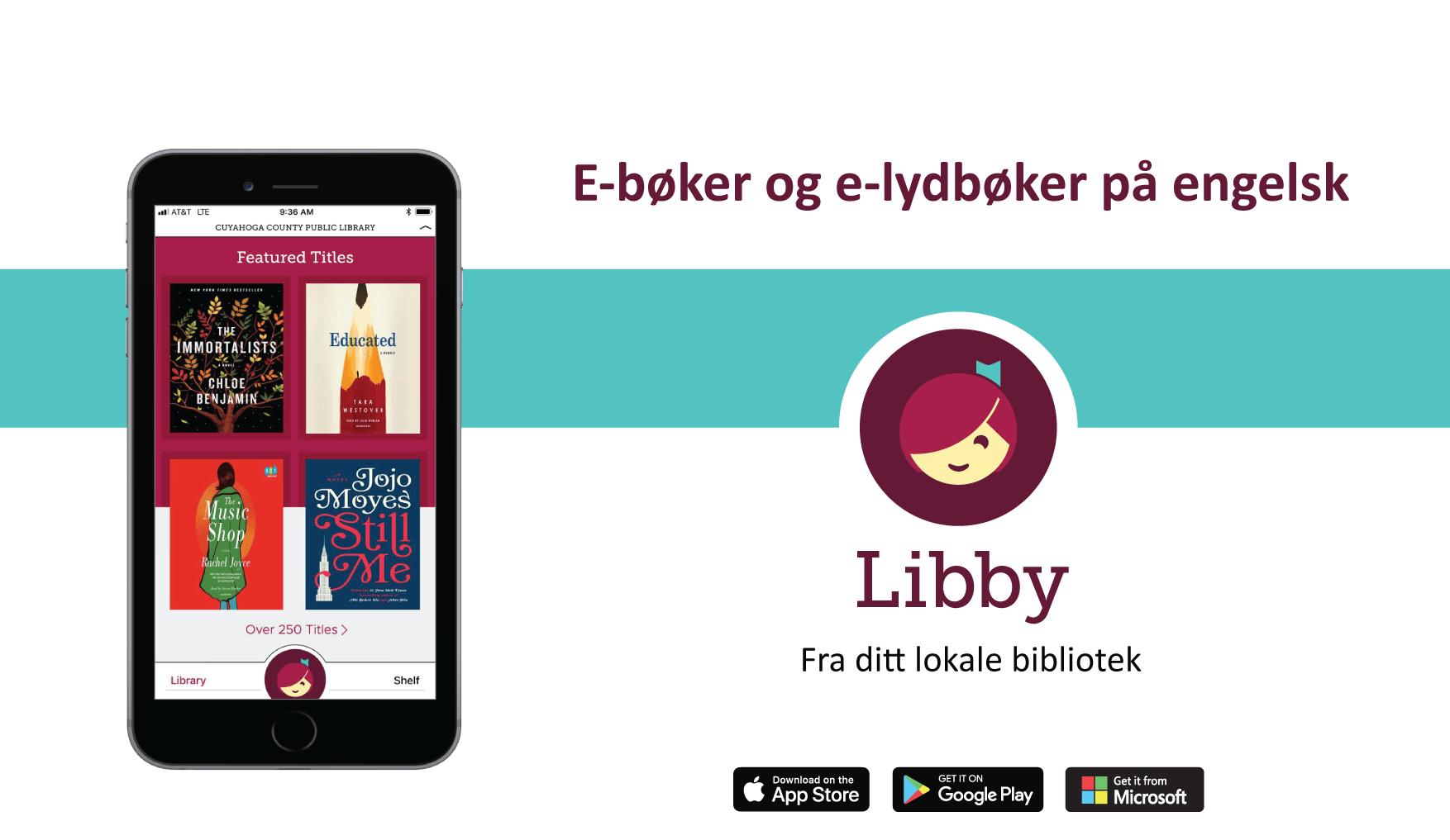 Libby - utsnitt plakat
