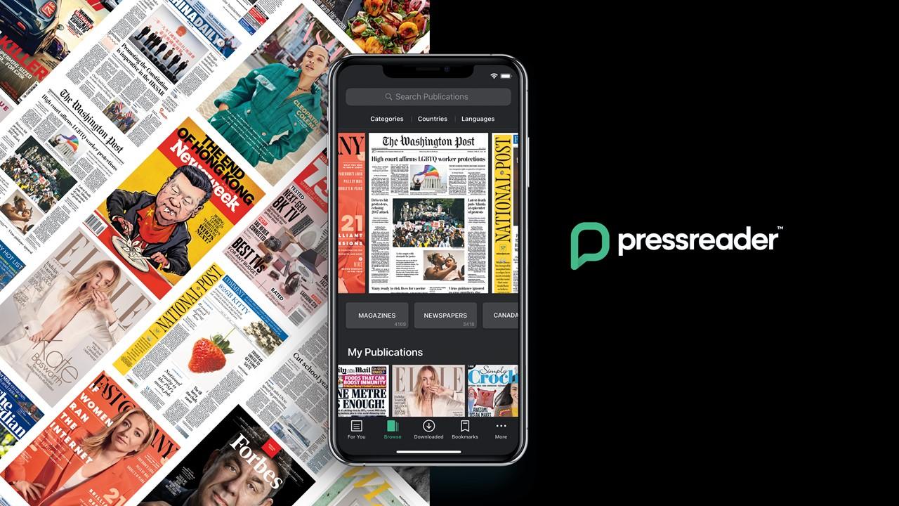 Pressreader image
