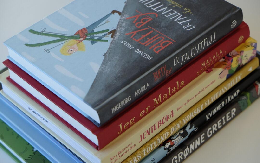 Bærekraftsbiblioteket – Viken fylkesbibliotek har klassesett!