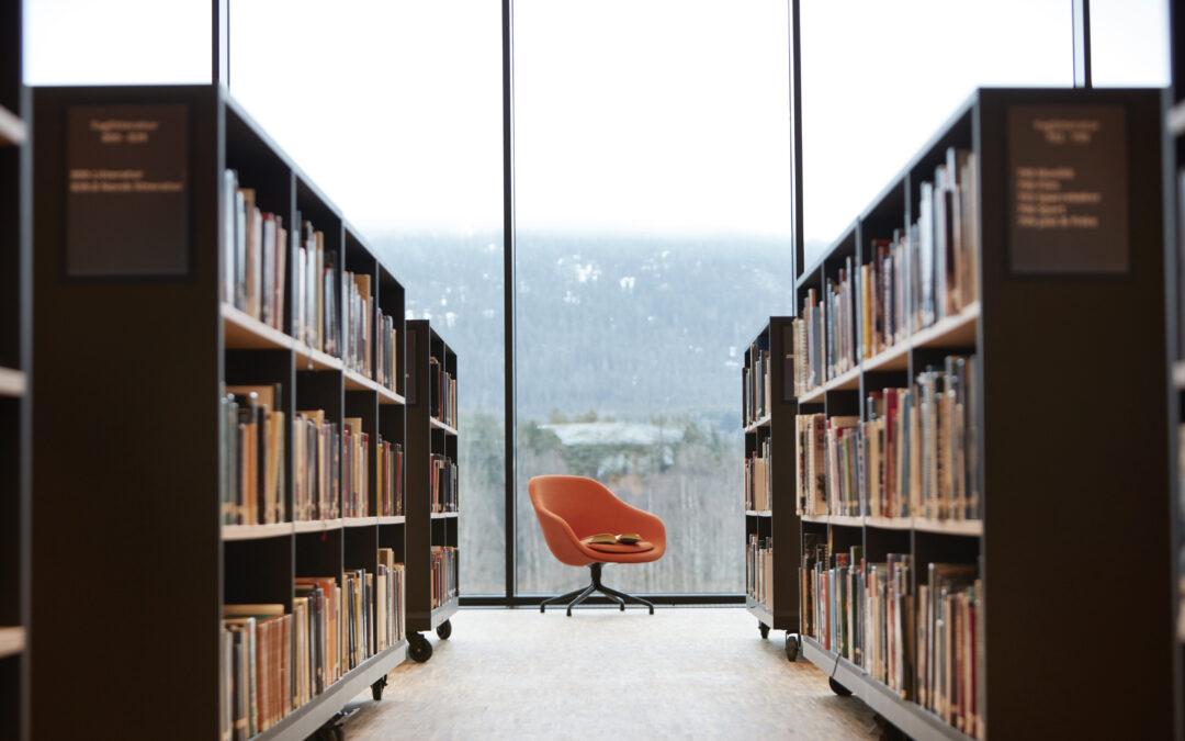 Bibliotek i krisetider