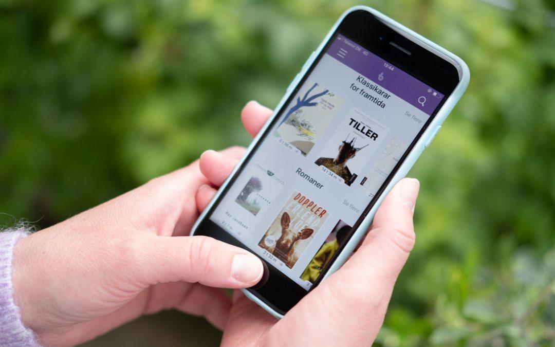Forsterket samarbeid om e-bøker i Viken