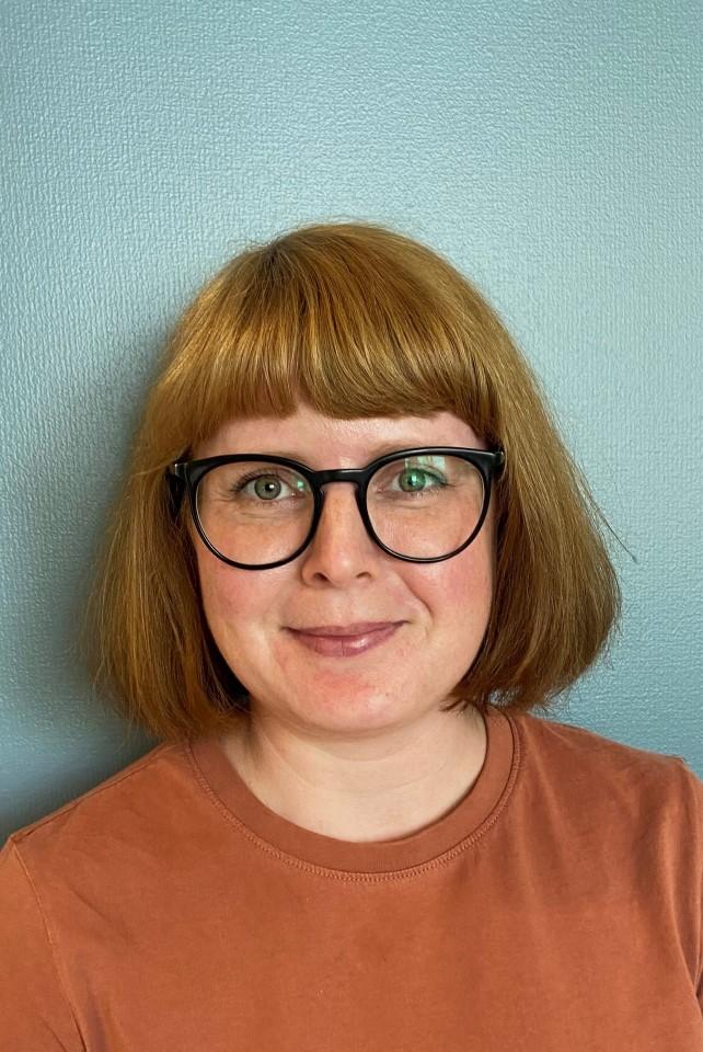 Drífa Guðmundsdóttir