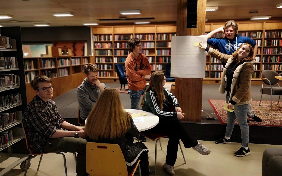 Ung i Viken: Hva er ditt drømmebibliotek?